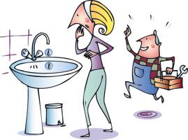 comment reparer robinet qui goutte